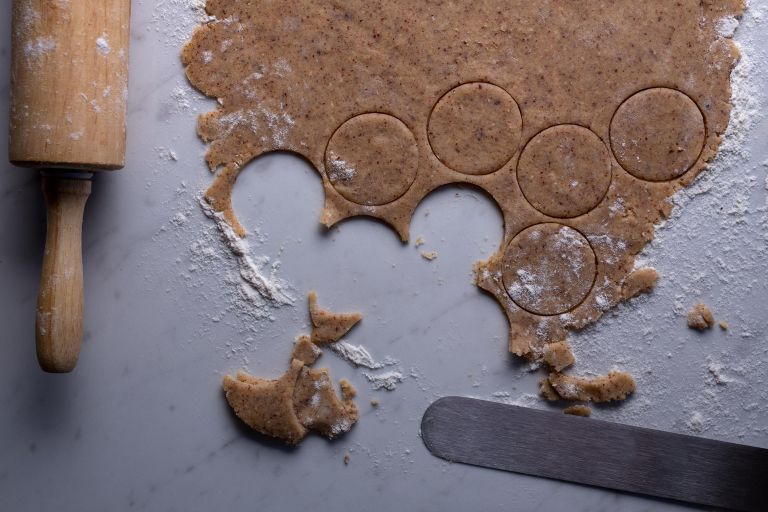 Pähkinäkakut
